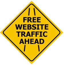 how do I get free traffic