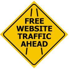 how do I get free traffic